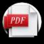 Logo Icon voor pdf-bestanden
