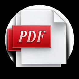 Icon voor pdf